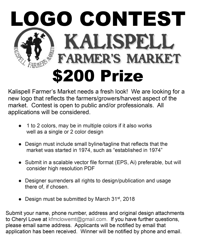 2018 Logo – Kalispell Farmers Market