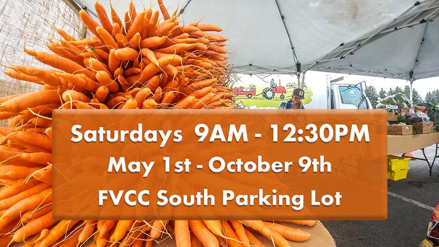 Kalispell Farmers Market 9am-12:30pm